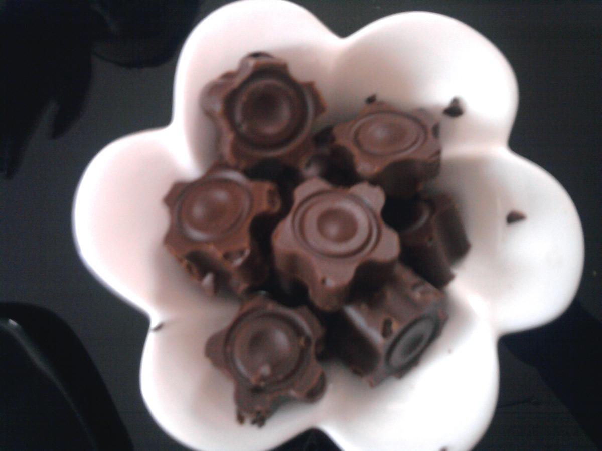 Чоколадирани вишни за двајца