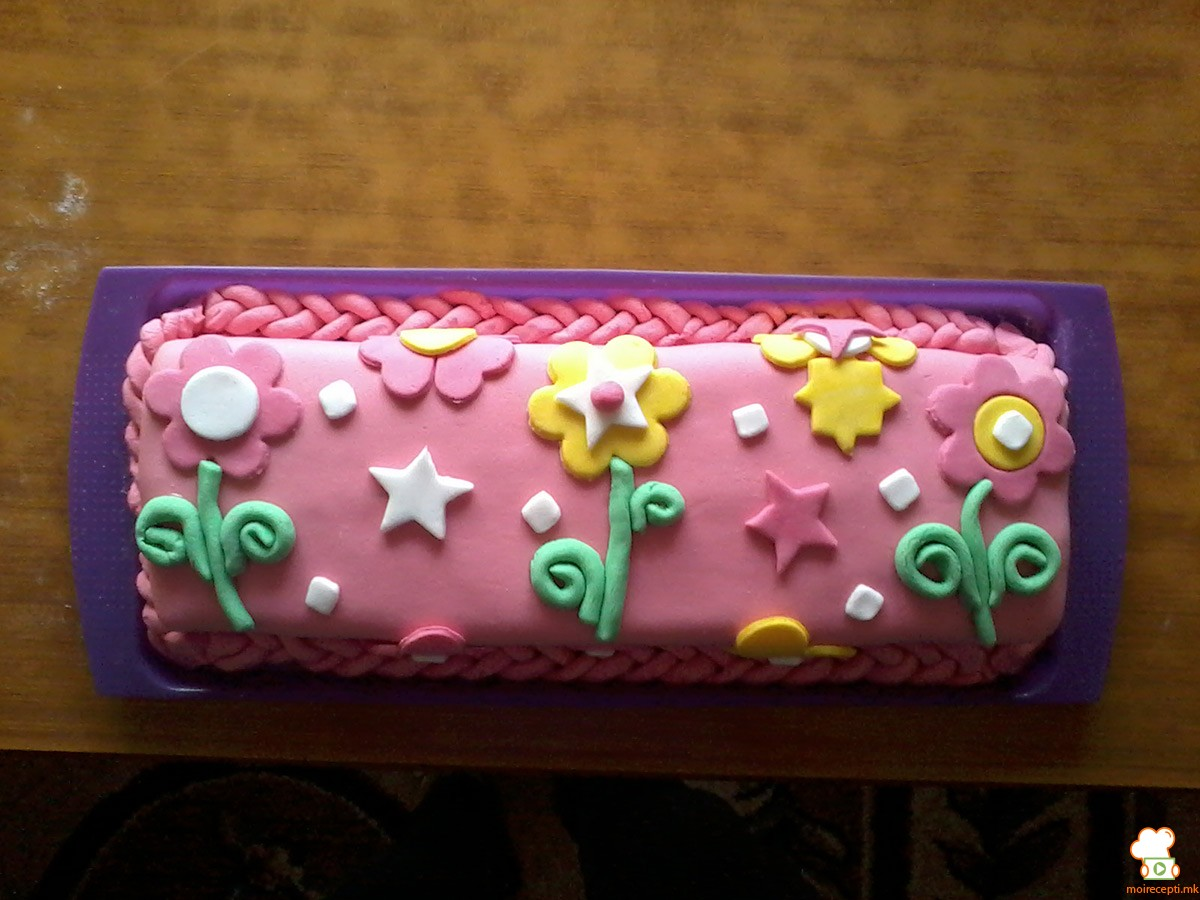 Торта за пролетта