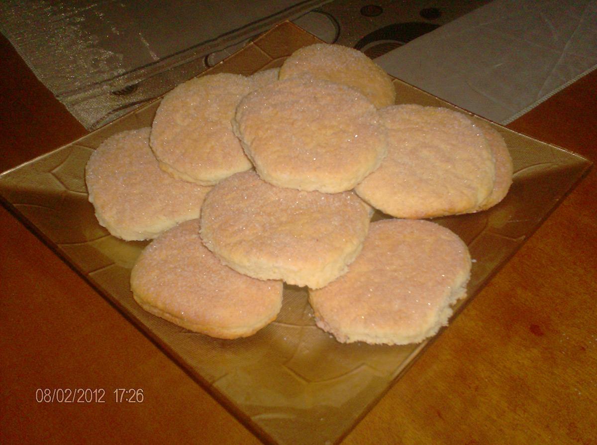 Гурабии  ( подготвени од мојата мајка Бозна )