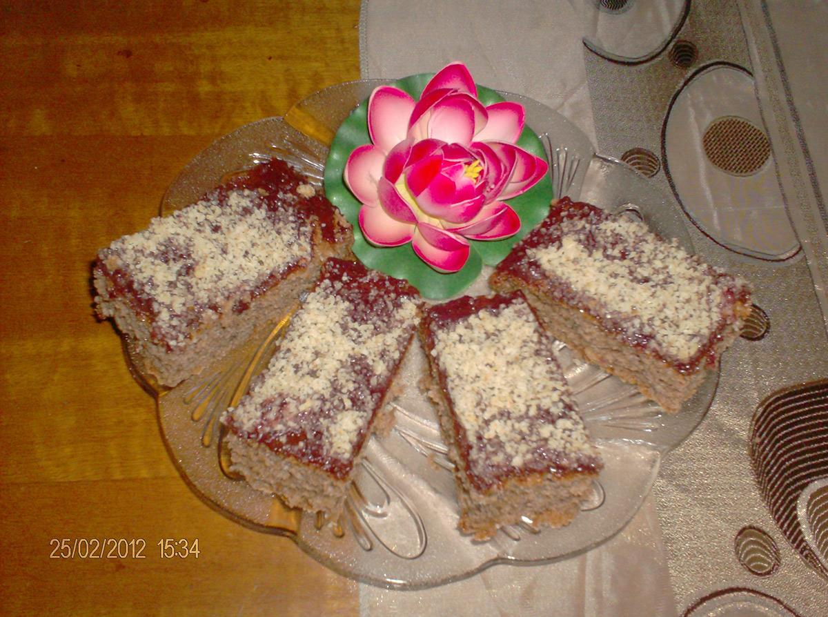Торта со Мармалад  ( рецепт од мојата мајка Бона )