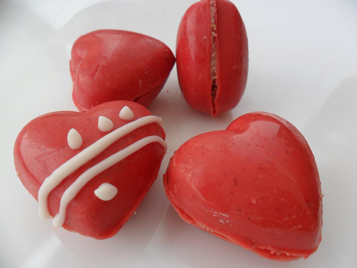 Црвени срца за двајца