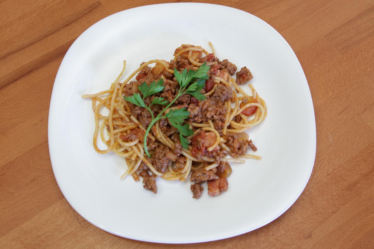 Видео рецепт: Шпагети Болоњезе