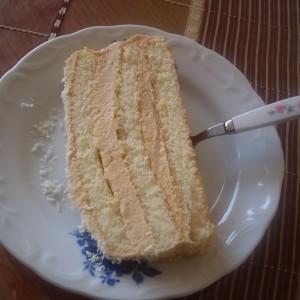 Kарамел торта