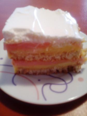 Торта со двопек