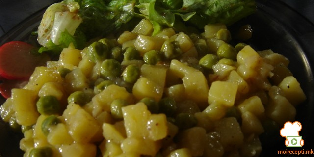 Рижото од компири
