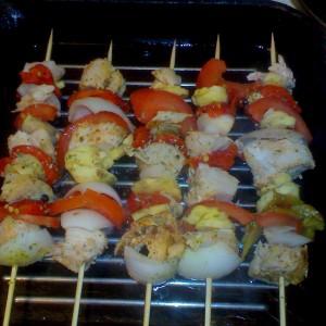 Пилешки раженчиња со зеленчук