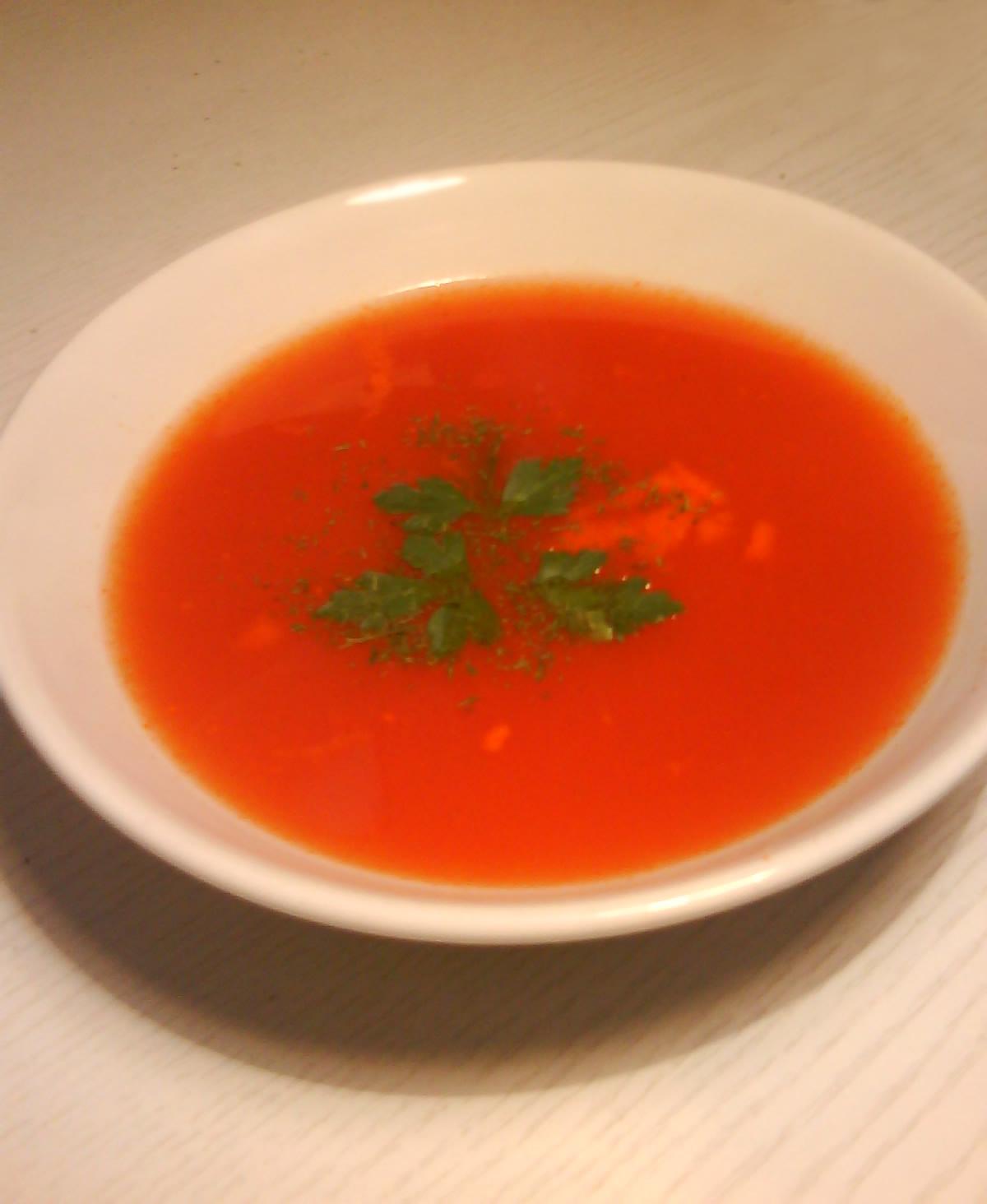 Супа од домати