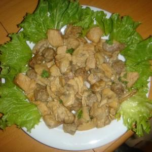 Селско месо