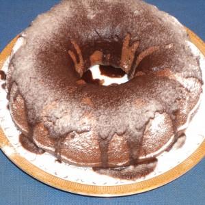 Мраморен колач-куглоф