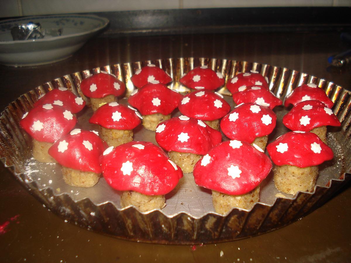 Шумски печурки
