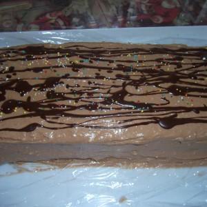 Торта со смокви и кајсии