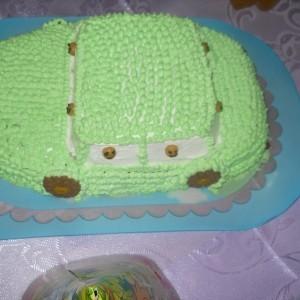 Ледена торта