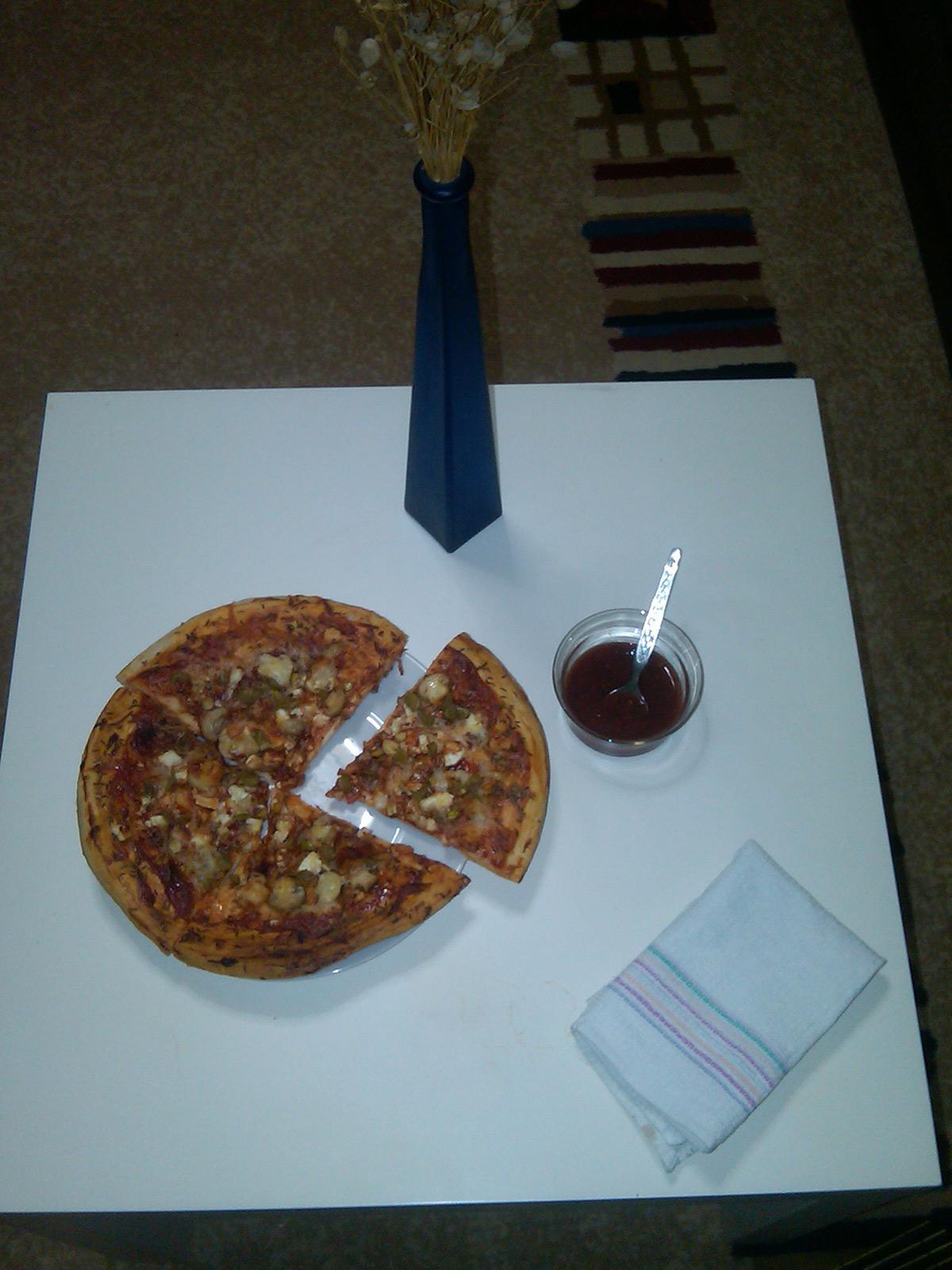 Пица со многу вкусови