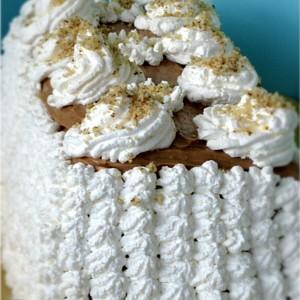 Киндер торта