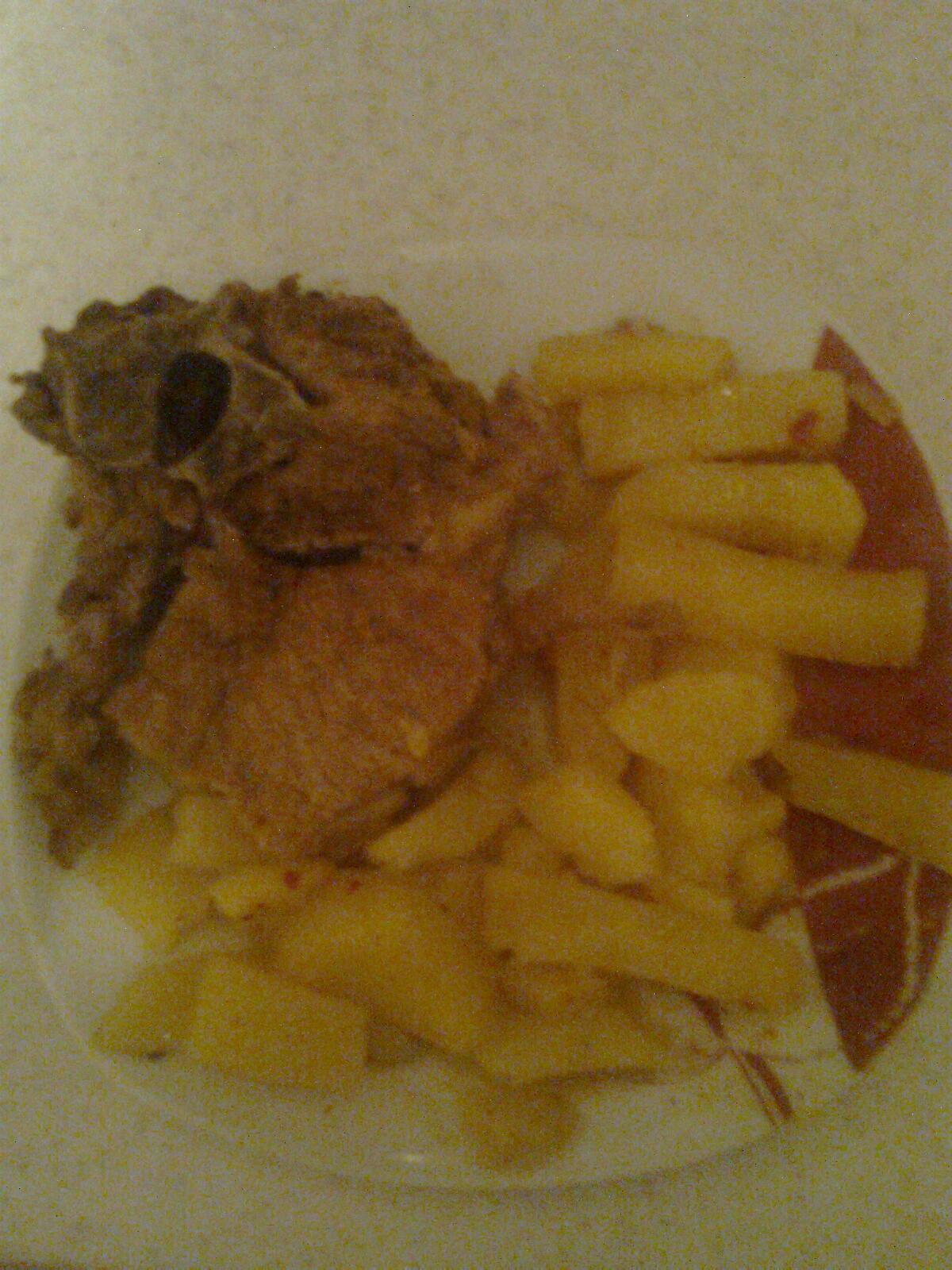 Кременадли со компири