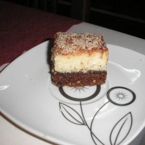 Посна торта со кокос