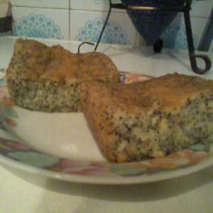 Парена торта со мак
