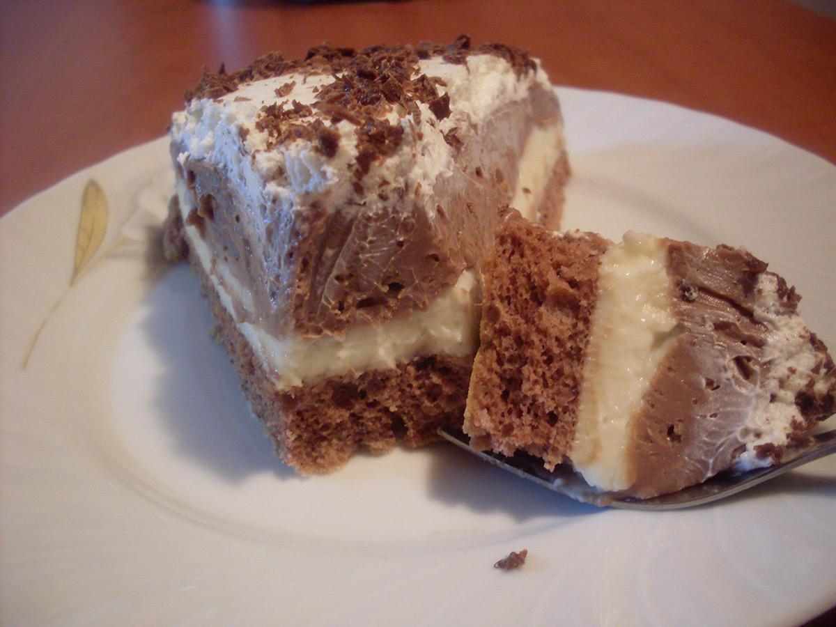 Кремаста торта