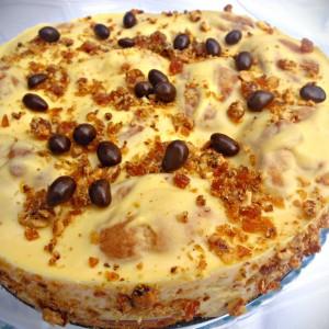 Еклер торта