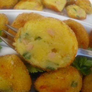 Крокети од компири