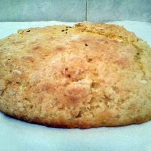 Пченкарен леб со компири