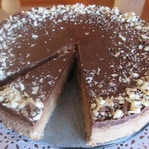 Торта со наполитанки