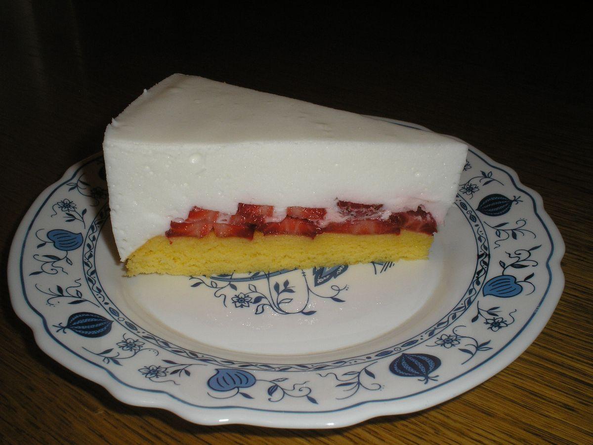 Торта со јогурт