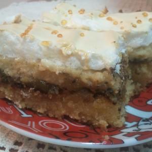 Лесна торта со мармалад