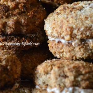 Вкусни лепени колачиња