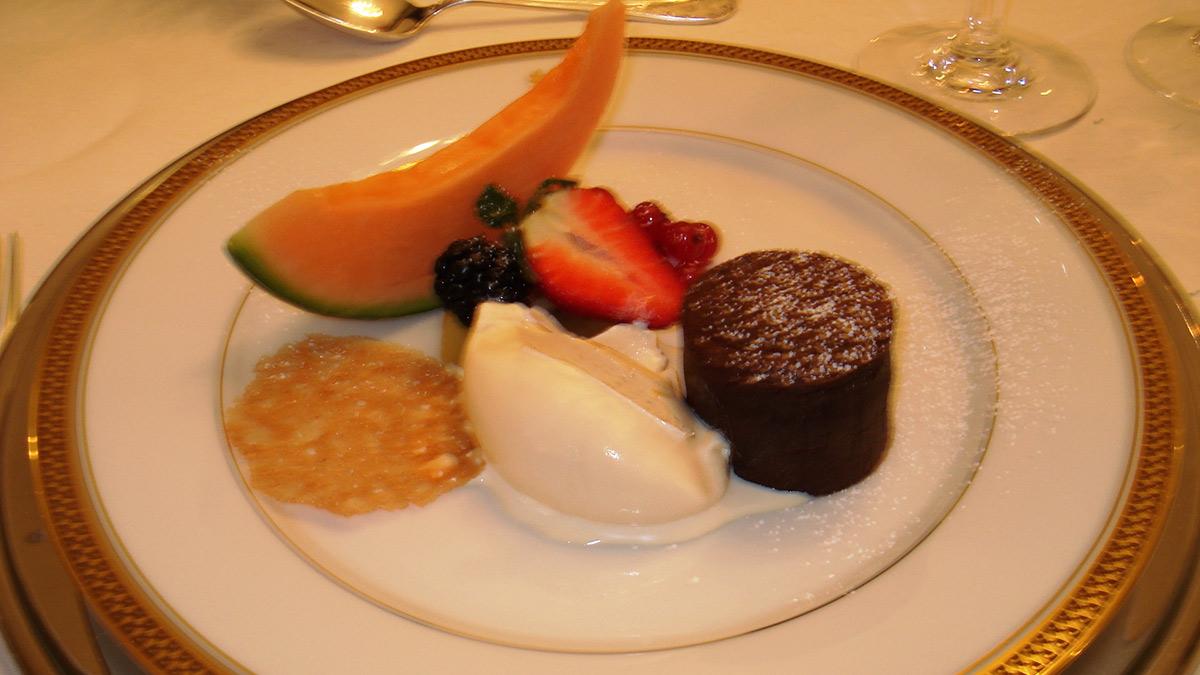 Сочен чоколаден колач (Лоуренсов колач)