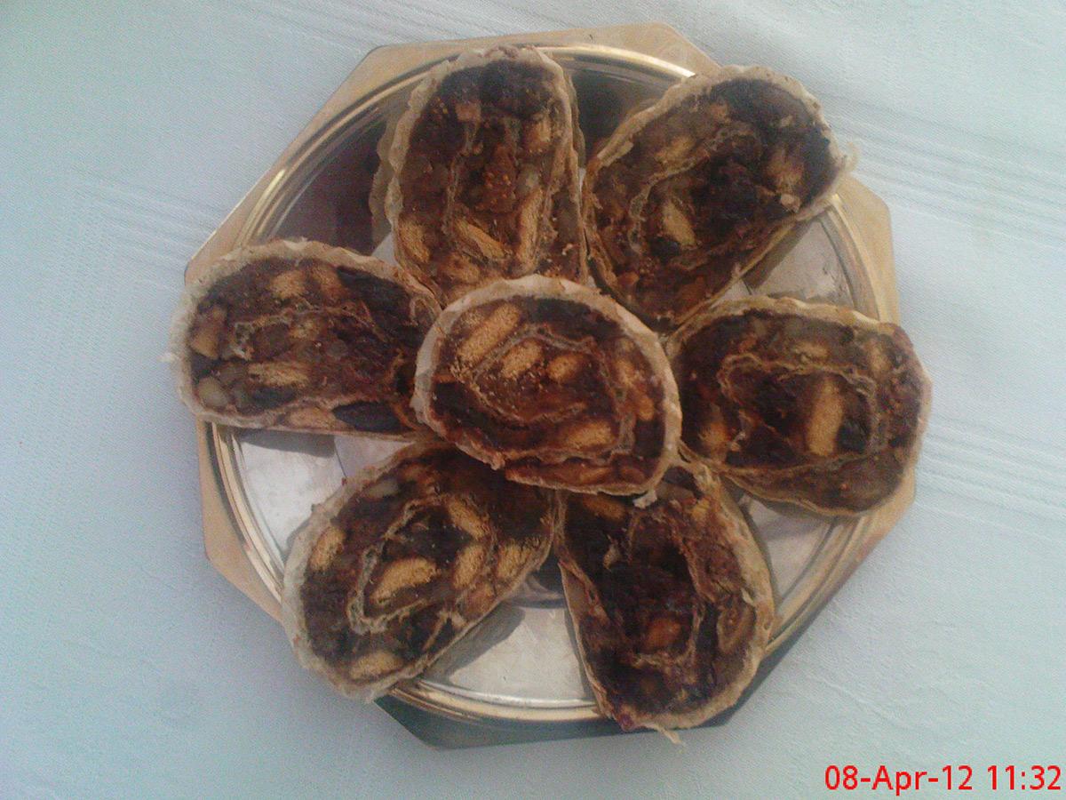 Овошна салама