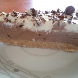 Чоколадна Мус торта на мој начин
