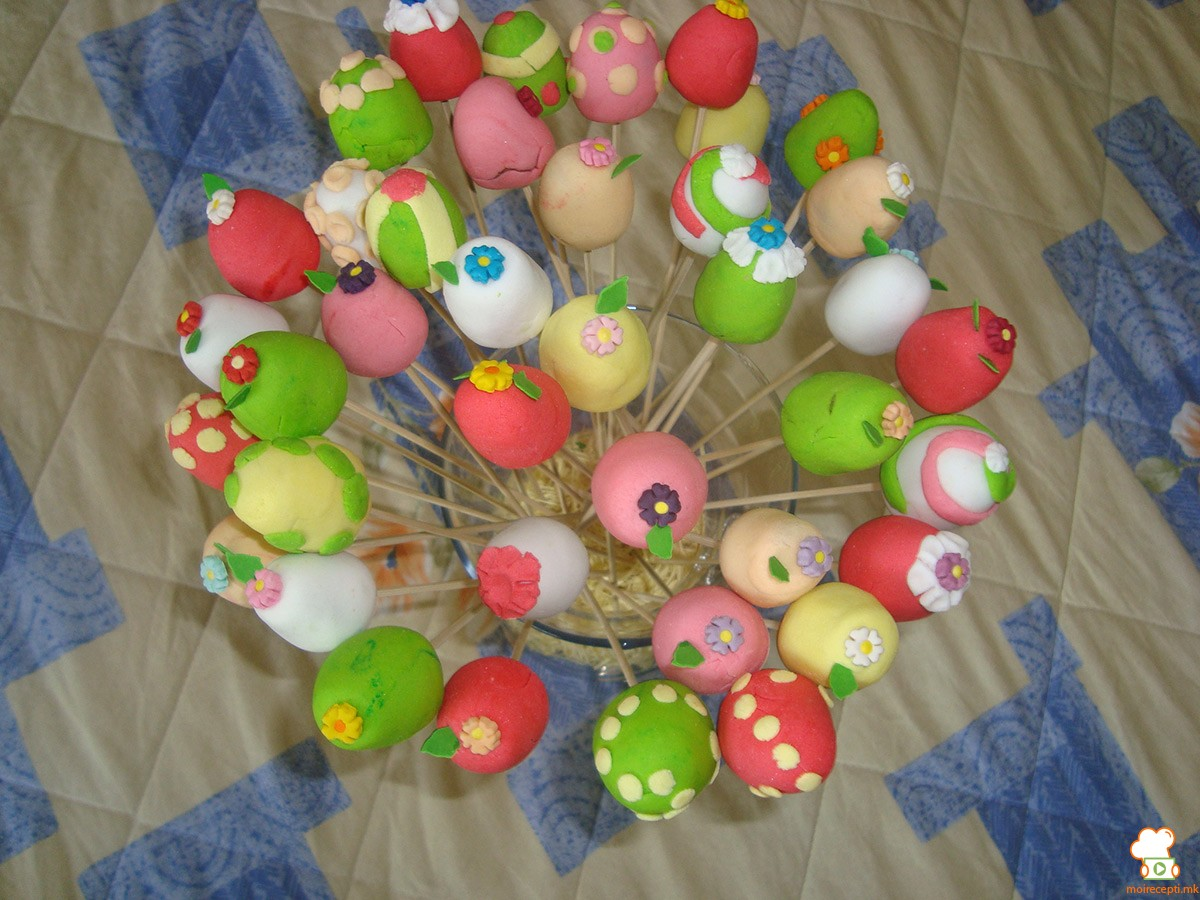 Велигденски чоколадни јајца