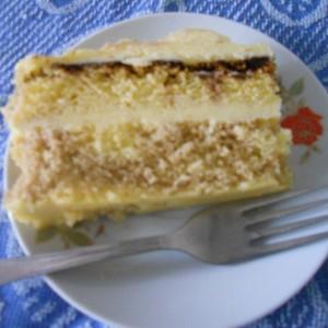 Пролетна торта