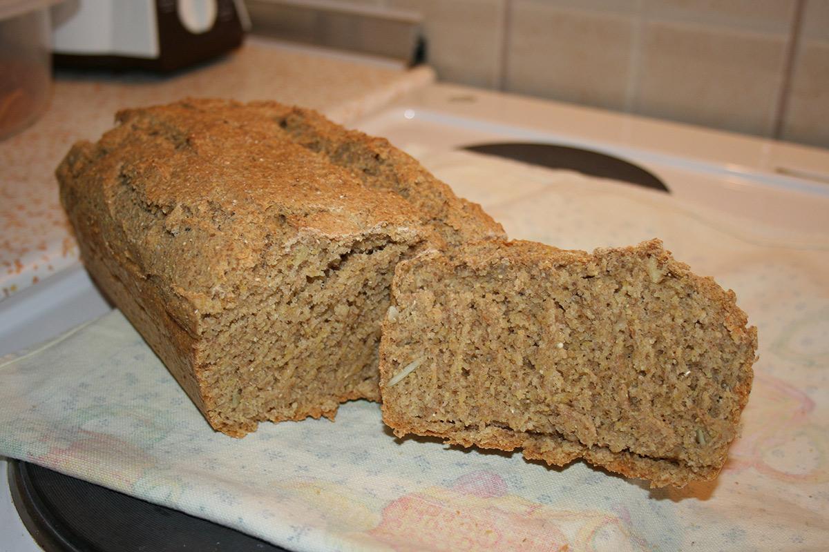 Леб од органски брашна