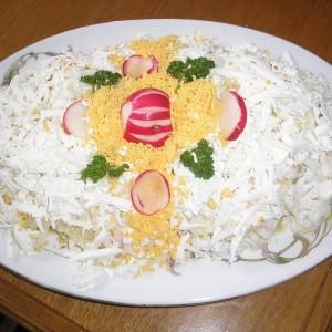Велигденска салата