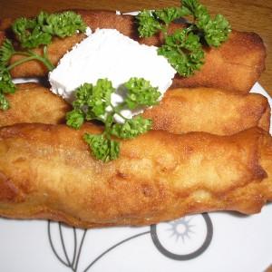 Пирошки со компир
