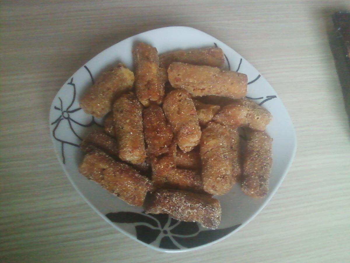 Ќебапчиња од леб