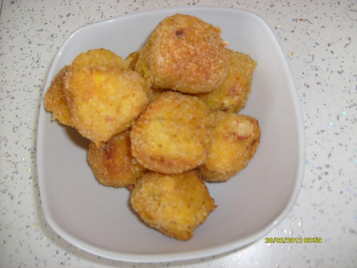 Похувани кнедли од компир