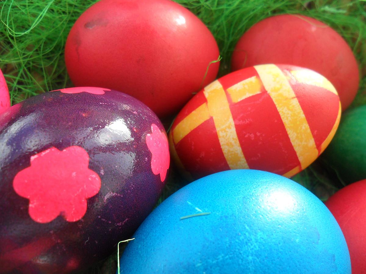 Идеја за Велигденски јајца