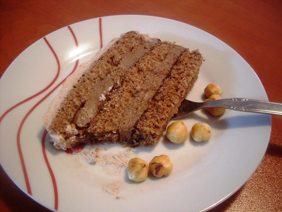 Боем торта на мој начин