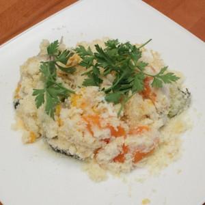 Видео рецепт: Крамбл од зеленчук