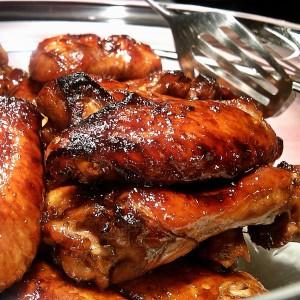 Теријаки пилешки крилца