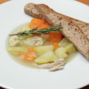 Видео рецепт: Пилешка супа