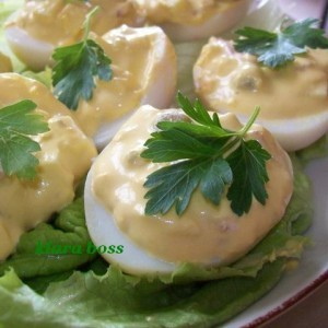 Полнети јајца