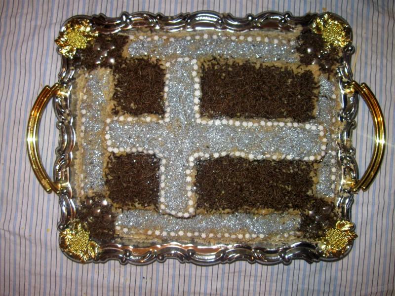 Торта од пченица