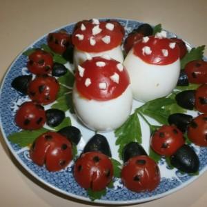 Бубамари и печурки