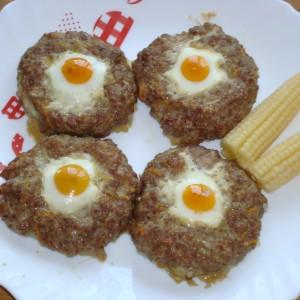 Гнезда од мелено месо
