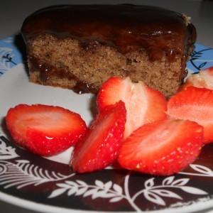 Инстант чоколадна торта