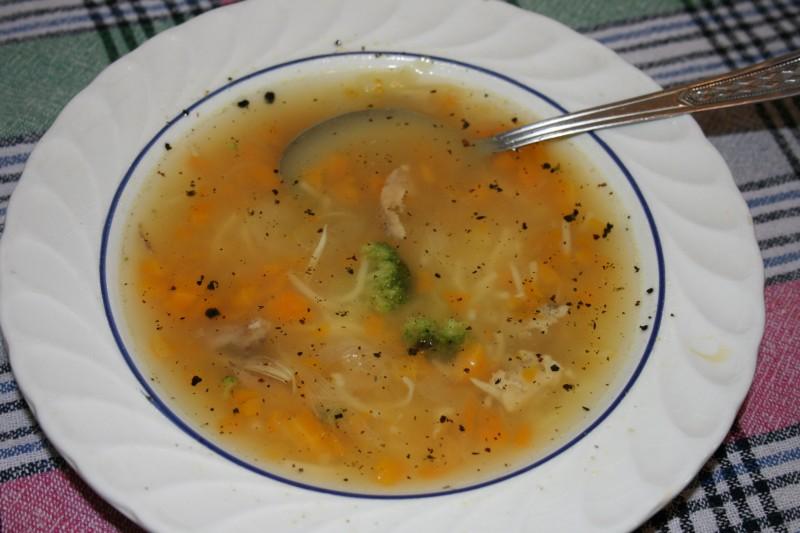 Супа со брокули